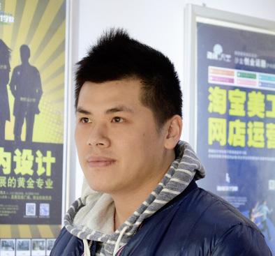 姚晋达:电商运营教师